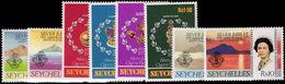 Seychelles 1977 Silver Jubilee Unmounted Mint. - Seychelles (1976-...)