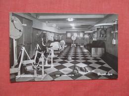 French Line  M.S. Lafayette Gymnasium      Ref 4115 - Paquebote