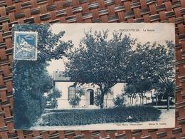Tocqueville. ( La Mairie) Le 22 07 1907. Algérie - Otras Ciudades