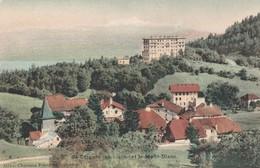 Suisse - SAINT CERGUE Et Le Mont Blanc - VD Vaud