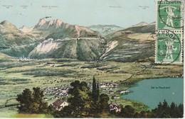 Suisse - YVERDON - Ste Croix - VD Vaud