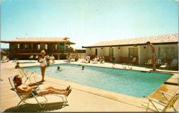 California Long Beach The Landmark Mootel 1964 - Long Beach