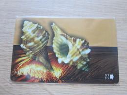 GPT Phonecard,52OMNE Shells, Used - Oman