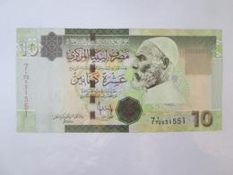 Libya 10 Dinars 2008 Banknote In Very Good Conditions - Libië