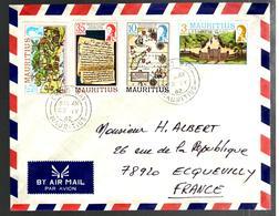 32745 - Par Avion Pour La France - Maurice (1968-...)