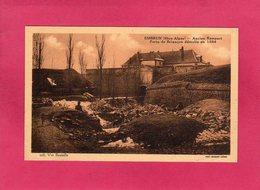 05 Hautes Alpes, Rare, EMBRUN, Ancien Rempart, Porte De Briançon Démolie En 1894, Animée, (Vve Bouteille) - Embrun