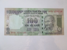 India 100 Rupees 2012 Banknote - India