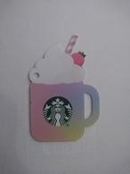 China Gift Cards, Starbucks, 200 RMB, 2020, (1pcs) - Cartes Cadeaux