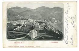 CPA ITALIE LEVANTO PANORAMA - Autres