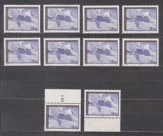 1978 , 10 X 100 Jahre Österreichischer Alpenklub ( Mi.Nr.: 1593 ) Postfrisch ** - 1945-.... 2. Republik