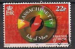 GB - Insel Man (1999)  Mi.Nr.  835  Gest. / Used  (3gh04) - Man (Eiland)