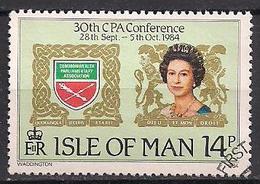 GB - Insel Man (1984)  Mi.Nr.  270  Gest. / Used  (3gh05) - Man (Eiland)