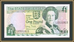 Jersey 1 Pound 1993 P-20 (20a) UNC - Jersey