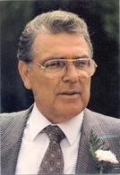 Devotie Doodsprentje Overlijden - Gaston Longueville Echtg Mieke De Bock - Astene 1936 - UZ Leuven 1998 - Deinze - Obituary Notices