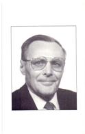 Devotie Doodsprentje Overlijden - Robert Cornelis Echtg Mariette Verdonck - St Joris Ten Distel 1919 - Sijsele 1991 - Obituary Notices
