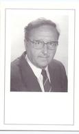 Devotie Doodsprentje Overlijden - Ingenieur Justin Olivier Echtg Hedwige Cappelle - Roeselare 1928 - Brugge 1992 - Obituary Notices