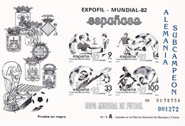 España Prueba Nº 4 Y 5 SOBRECARGADAS - Copa Mundial
