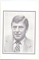 Devotie Doodsprentje Overlijden - Handelaar Hilaire Van Maele Echtg Yvette Clement - St Michiels Brugge  1923 - 1983 - Obituary Notices