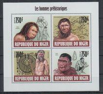 A772. Niger MNH - 2013 - Nature - Prehistoric - Human - Espacio
