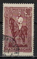MADAGASCAR          N°  YVERT   218   OBLITERE       ( OB  6 / 45 ) - Usados