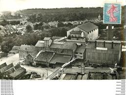 Photo Cpsm Cpm 77 LIZY-SUR-OURCQ. L'usine Et Le Village Vers 1960... - Lizy Sur Ourcq