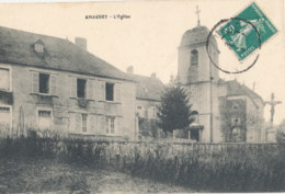 25 // AMAGNEY   L Eglise - Francia
