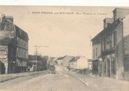 25 // SAINT FERJEUX  Près Besançon - Point Terminus Du Tramway - Autres Communes