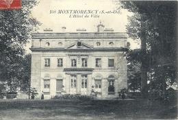 2020 - 06 - VAL D'OISE - 95 - MONTMORENCY - Hôtel De Ville - Montmorency