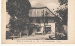 74 // THOLLON   Epicerie Boulangerie VITTOZ - Thollon