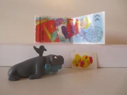 Kinder Surprise Deutch 1996 : 655341 + BPZ + Stickers - Montables