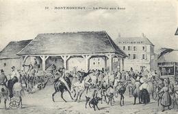 2020 - 06 - VAL D'OISE - 95 - MONTMORENCY - La Poste Aux ânes - Montmorency
