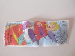Kinder Surprise Deutch 1996 :  BPZ N° 655341 - Instructions