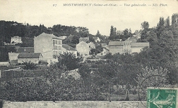 2020 - 06 - VAL D'OISE - 95 - MONTMORENCY - Vue Générale - Montmorency