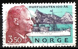 Norwegen S.G. 1162 Gestempelt Used (9563) - Gebraucht