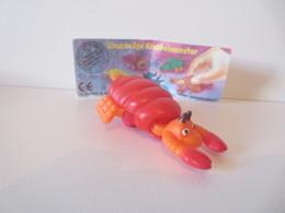 Kinder Surprise Deutch 1996 : N° 661600 + BPZ - Montables