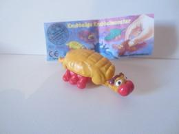 Kinder Surprise Deutch 1996 : N° 661686 + BPZ - Montables