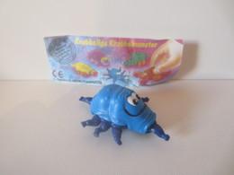 Kinder Surprise Deutch 1996 : N° 661635 + BPZ - Montables