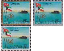 Ref. 618496 * MNH * - KUWAIT. 1996. PETROLEUM EXPORT . EXPORTACION DE PETROLEO - Koeweit