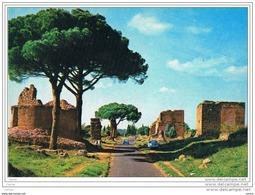 ROMA:  VIA  APPIA  ANTICA  -  FG - Parks & Gardens