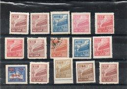 Chine Neuf    1948 1949 - Nuovi
