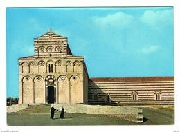 BORUTTA (SS):  BASILICA  DI  S. PIETRO  DI  SORRES  -  FG - Eglises Et Couvents