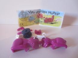 Kinder Surprise Deutch 1996 : N° 652849 + BPZ - Montables