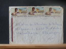 A13/105  LETTRE CONGO VENTE RAPIDE A 1 EURO - Oblitérés