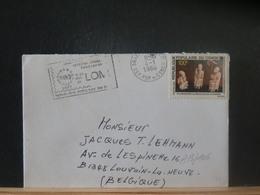 A13/106  LETTRE CONGO VENTE RAPIDE A 1 EURO - Oblitérés