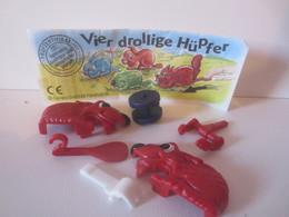 Kinder Surprise Deutch 1996 : N° 652806 + BPZ - Montables
