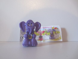 Kinder Surprise Deutch 1996 : N° 656208 + BPZ - Steckfiguren