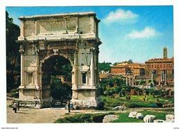 ROMA:  ARCO  DI  TITO  -  FG - Autres Monuments, édifices