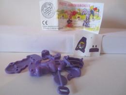 Kinder Surprise Deutch 1996 : N° 656208 + BPZ + Stickers - Montables