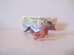 Kinder Surprise Deutch 1996 :  N° 661740 + BPZ + Stickers - Montables