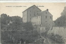2020 - 06 - VAL D'OISE - 95 - NESLES LA VALLEE - Le Moulin - Nesles-la-Vallée